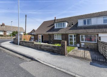 Thumbnail 4 bed semi-detached bungalow for sale in Boothroyd Drive, Huddersfield