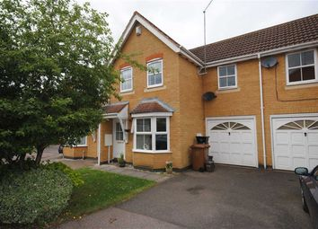 Thumbnail 3 bed terraced house for sale in Tewkesbury Close, Northampton