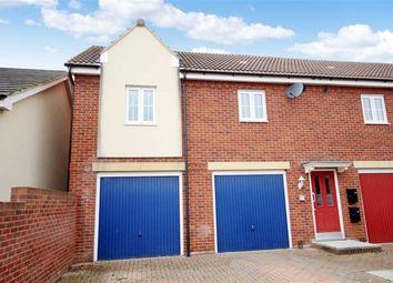 Thumbnail 1 bed flat for sale in Wayte Street, Moredon, Swindon