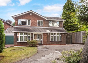 Thumbnail 5 bed detached house for sale in Beechglade, Handsworth Wood, Birmingham, West Midlands