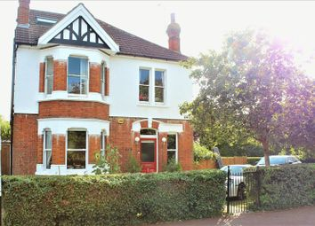 Thumbnail 4 bed detached house to rent in Western Road, Leigh-On-Sea