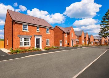 """Thumbnail 4 bed detached house for sale in """"Bradgate"""" at Bishops Itchington, Southam"""