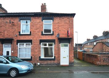 Thumbnail 2 bedroom end terrace house to rent in Allen Street, Hartshill, Stoke-On-Trent