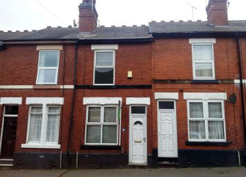 Thumbnail 2 bedroom terraced house to rent in Farm Street, Derby