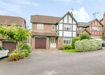 Thumbnail 4 bed detached house for sale in Mill Road, Dunton Green, Sevenoaks, Kent