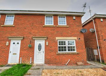 Thumbnail 3 bed semi-detached house to rent in Chase Meadows, Blyth