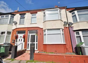 3 bed terraced house for sale in Parkbridge Road, Tranmere, Birkenhead CH42