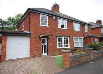 Thumbnail 3 bed detached house for sale in Highfield Avenue, Great Sankey, Warrington