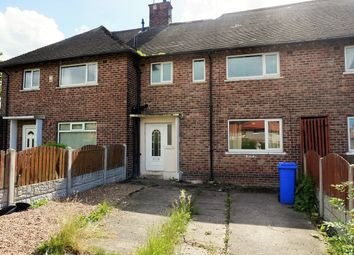 Thumbnail 4 bedroom terraced house for sale in Manor Park Crescent, Sheffield