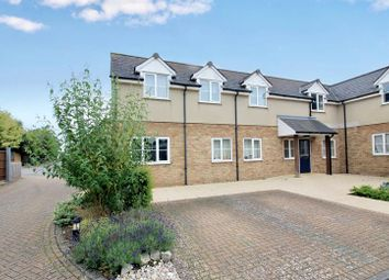 Thumbnail 1 bedroom flat for sale in Hunts End Court, Buckden, Cambridgshire.