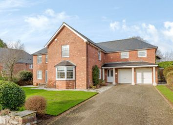 Thumbnail 5 bed detached house for sale in Lindridge Park, Lindridge, Teignmouth, Devon