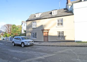 Thumbnail 5 bedroom end terrace house for sale in 66 Fore Street Plympton St Maurice, Plymouth, Devon