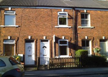 Thumbnail 2 bedroom terraced house to rent in Morton Lane, Beverley