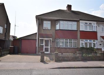 Thumbnail 3 bed semi-detached house for sale in Mill Lane, Chadwell Heath