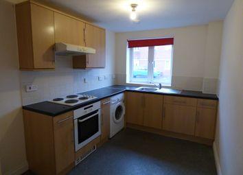 Thumbnail 2 bedroom flat to rent in Saltash Road, Churchward, Swindon