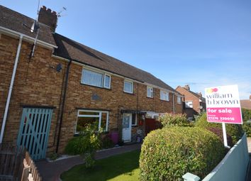 Thumbnail 3 bed terraced house for sale in Ebenezer Close, Witham