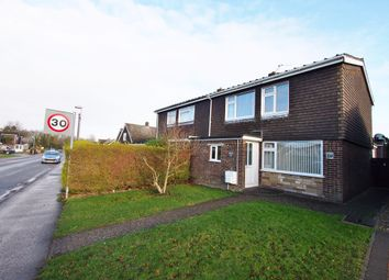 Thumbnail 3 bed semi-detached house for sale in Lime Tree Avenue, Wymondham