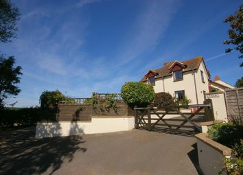 Thumbnail 4 bedroom detached house for sale in Brendon Road, Watchet