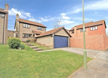 Thumbnail 4 bedroom detached house for sale in Old Garden Close, Locks Heath, Southampton