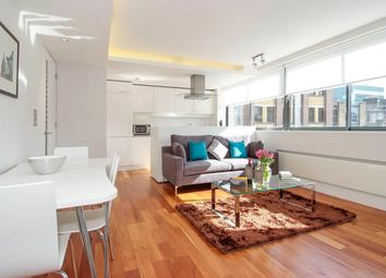 Thumbnail 1 bed flat for sale in Vetro Building, 20 Clere Street, London