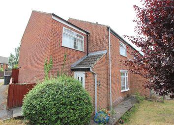 Thumbnail 3 bedroom end terrace house for sale in Borrowfield Road, Spondon, Derby