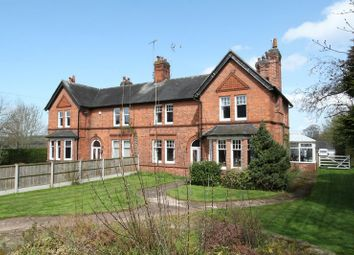 Thumbnail 4 bed property for sale in The Woodside, Baldwins Gate, Newcastle-Under-Lyme