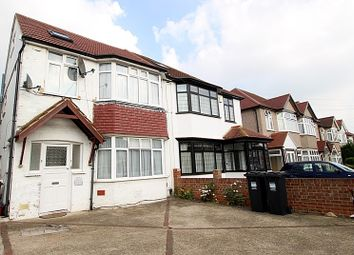 Thumbnail 3 bedroom flat to rent in Bulstrode Avenue, Hounslow