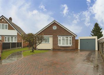 Thumbnail 3 bed detached bungalow for sale in Veronica Drive, Carlton, Nottinghamshire
