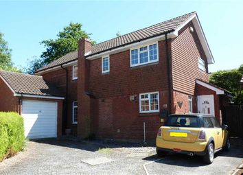 Thumbnail 4 bedroom detached house to rent in Downland Road, Swindon