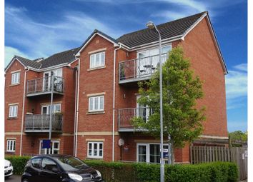 Thumbnail 2 bedroom flat for sale in Tatham Road, Cardiff