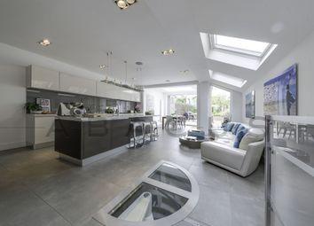 Thumbnail 5 bed terraced house for sale in Okehampton Road, Kensal Rise