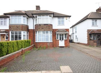 Thumbnail 3 bed semi-detached house for sale in Woodgreen Road, Luton