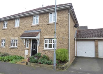 Thumbnail 3 bed semi-detached house for sale in French's Gate, Dunstable