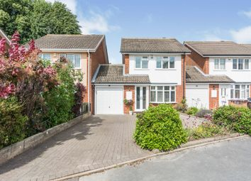 3 bed link-detached house for sale in Glascote Close, Shirley, Solihull B90