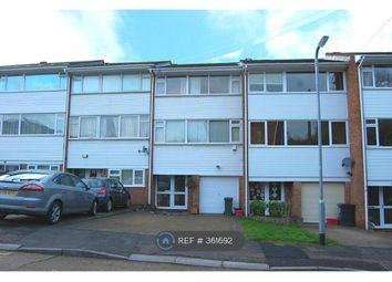 Thumbnail 3 bed terraced house to rent in Leonard Way, Essex
