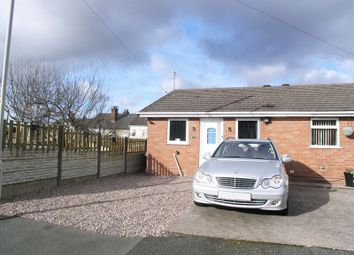 Thumbnail 1 bed semi-detached bungalow for sale in Brockley Close, Brierley Hill