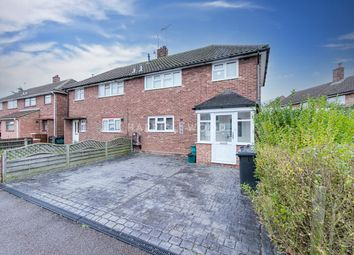 Thumbnail 3 bed semi-detached house for sale in Monkwick Avenue, Colchester