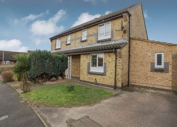 3 bed semi-detached house for sale in Freesia Way, Yaxley, Peterborough, Cambridgeshire. PE7