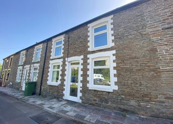 Thumbnail 3 bed terraced house for sale in William Street, Hollybush, Blackwood