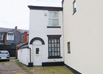 Thumbnail 2 bedroom end terrace house for sale in Manchester Old Road, Bury