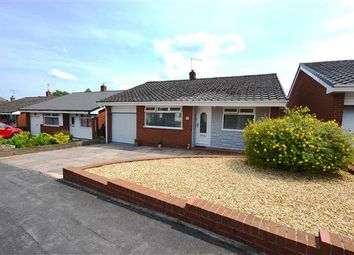 Thumbnail 2 bed detached bungalow for sale in Milan Drive, Westlands, Newcastle