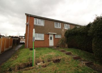 Thumbnail 3 bed property to rent in Crossley Walk, Bromsgrove