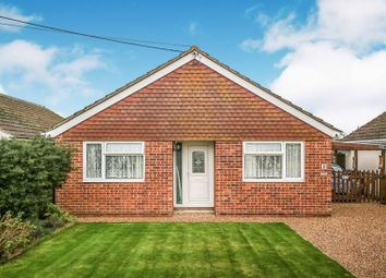 Thumbnail 2 bed detached bungalow for sale in The Parade, New Romney
