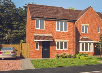 Thumbnail 3 bed detached house for sale in Olivier Close, Burnham-On-Sea