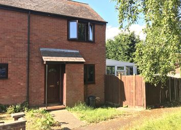 Thumbnail 1 bed end terrace house for sale in Hilton Close, Manningtree