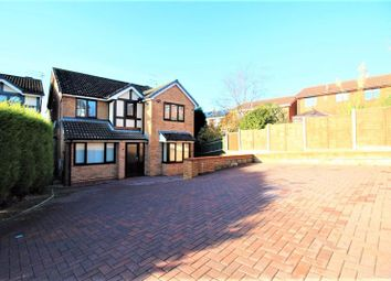 Thumbnail 5 bed detached house for sale in Meremore Drive, Waterhayes, Newcastle Under Lyme
