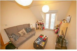 Thumbnail 1 bed flat to rent in Pickerel Court, Station Road East, Stowmarket