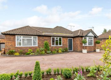 Thumbnail 4 bed detached bungalow for sale in Fordbridge Close, Chertsey