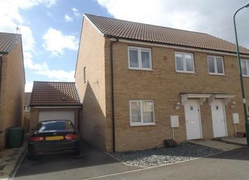 Thumbnail 3 bed property to rent in Jupiter Avenue, Peterborough