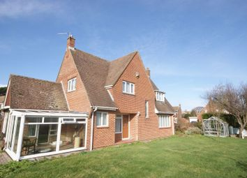 Thumbnail 3 bed detached house for sale in Westcliff Close, Lee-On-The-Solent